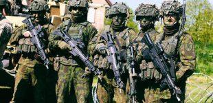 Seimui pateiktas svarstyti siūlymas didinti Lietuvos kariuomenę dar dviem batalionais