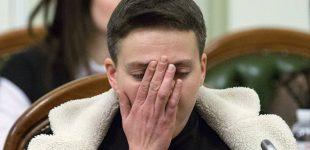 Ukrainos MIP: parengti teroro aktą Nadeždai Savčenko padėjo rusai