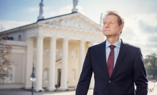 """Rolandas Paksas: """"Kviečiu į Tautos referendumą dėl lito sugrąžinimo"""""""