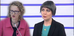 """A. Armonaitės ir D. Šakalienės spaudos konferencija: """"Aborto draudimas – bandymas sugrąžinti inkviziciją"""""""