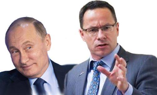 Konservatorius drąsina tautiečius būti pasirengusiems dar agresyvesniam V. Putino valdymui