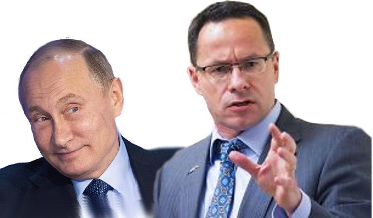 Pavilionis ir Putinas