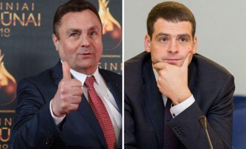 """Ar """"Tvarkiečių"""" pirmininko R.Žemaitaičio savivalei ir intrigoms bus padėtas taškas šį rudenį įvyksiančiame partijos kongrese?"""
