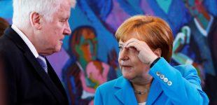 Vokietijos vyriausybė pradeda skilti dėl migrantų ir nužudytos mergaitės