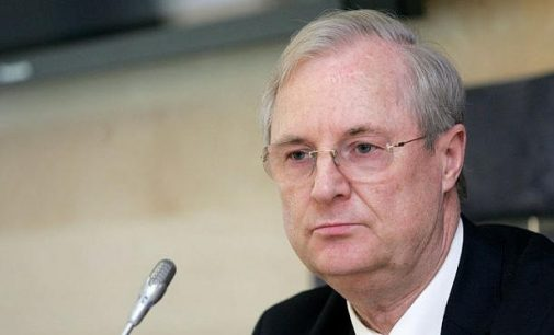 Naglis Puteikis prašo atstatydinti  Lietuvos radijo ir televizijos komisijos (LRTK) pirmininką Edmundą Vaitekūną