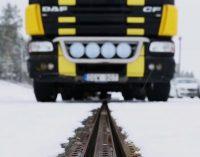 Pirmasis elektrifikuotas kelias Švedijoje įrodė savo efektyvumą