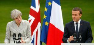 Prancūzija nori išstumti anglų kalbą iš ES