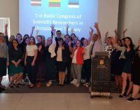 Klaipėdos universitete vyko 1-asis Baltijos šalių ergoterapeutų kongresas