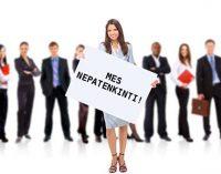 Valstybės tarnautojų apklausa: netenkina darbo užmokestis ir visuomenės požiūris