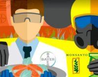 """""""Monsanto"""" slepiamas po BAYER priedanga, sujungus į didžiausią pasaulyje chemijos gigantą, kurio istorija – nusikaltimai prieš žmoniškumą"""