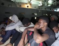 Libija grąžina migrantus atgal į Afriką