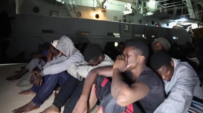 pabėgėliai migrantai