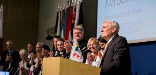 Seime posėdžiauja Pasaulio lietuvių bendruomenės XVI Seimas