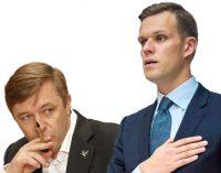 Gabrielius Landsbergis siūlo visiems kartu konstruktyviai dirbti vardan tvarios Lietuvos ateities