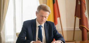 Rolandas Paksas. Lietuva tampa ekonominių eksperimentų laboratorija