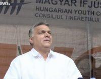 Viktoras Orbanas: Briuselio elito dienos suskaičiuotos