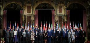 """ES gynybos ministrų susitikime Vienoje – diskusija dėl nelegalios imigracijos srautų stabdymo, operacijos """"Sophia"""""""
