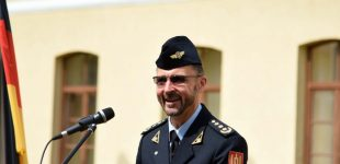 NATO energetinio saugumo kompetencijos centro direktoriumi paskirtas pulkininkas R. Petkevičius