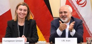 """Europa kartu su Rusija kuria mokėjimo sistemą """"prieš JAV"""""""