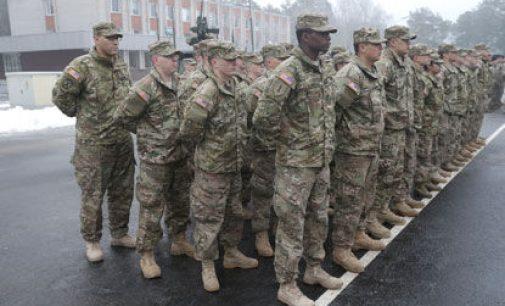 JAV netikėtai pradėjo karinius mokymus Sirijoje