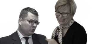 Konsrvatoriai siūlo mažinti antstolių nuskaitymus, kad žmogus galėtų oriai gyventi 6 eur aukščiau skurdo ribos