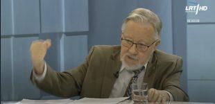 Rokiruotė LRT forume – vietoje anūko į sceną išeina senelis