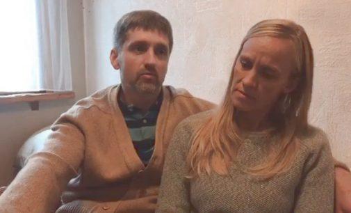 Eglės ir Gintaro Kručinskų šeimos advokatų Rūtos Visocnik ir Sauliaus Dambrausko pranešimas