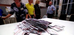 """Rinkimus Latvijoje laimėjo """"Santarvė"""", kuri, tačiau, gali likti opozicijoje"""