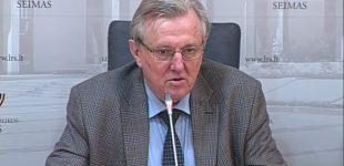 """Seimo narys Rimantas Dagys: """"Valstybė privalo pasitikėti savo šeimomis"""""""