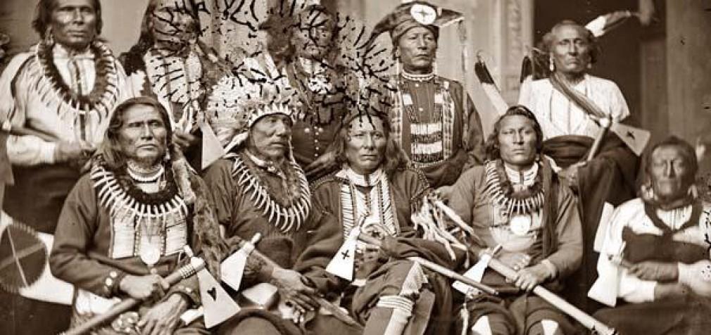 Indėnų vado Sietlo kalba pasakyta 1854 m. JAV prezidentui
