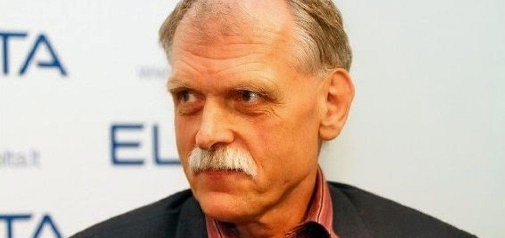 Vytautas Rubavičius. Kodėl suaugusiems taip parūpo vaikučių lytiniai organai?