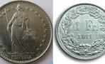 Šveicarija atrišo franką nuo fiksuoto  euro kurso