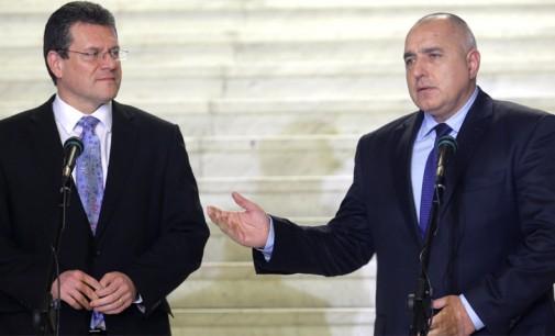 """Projektu """"Pietų srautas-2"""" Bulgarija tikisi užimti strateginę poziciją dujų rinkoje"""