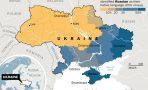 Ukrainos krizės išspręsti kruvinu karu neįmanoma
