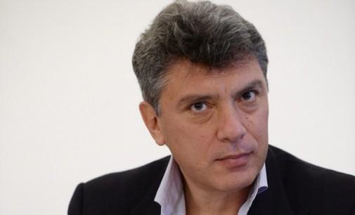 Rusija mirusi kartu su Borisu Nemcovu