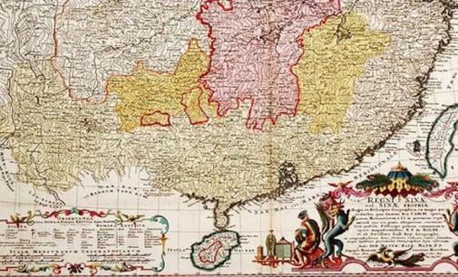 """Merkel padovanotas žemėlapis ir """"mįslingas laiškas"""" Kinijai?"""