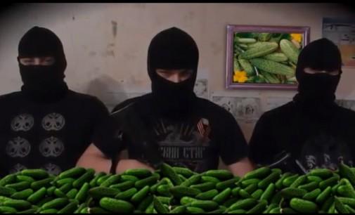 """Kaip """"Rusič"""" teroristai nužudę Nemcovą pradėjo agurkų verslą"""