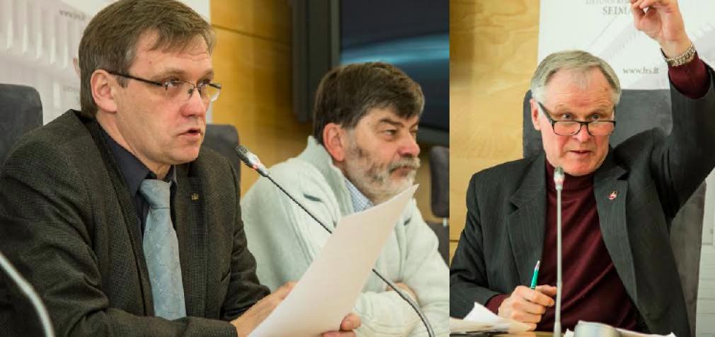 Lietuvos stojimas į euro zoną buvo klaida ir neatitiko jos nacionalinių interesų