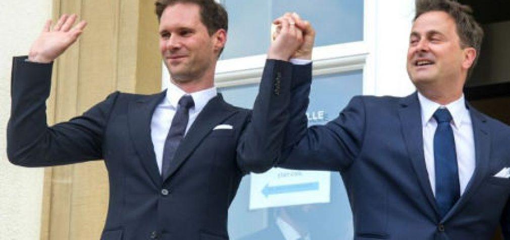 BBC: Liuksemburgo premjeras sudarė santuoką su vyru