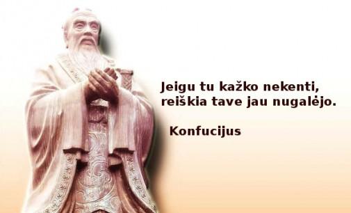 10 Konfucijaus gyvenimiškų pamokų