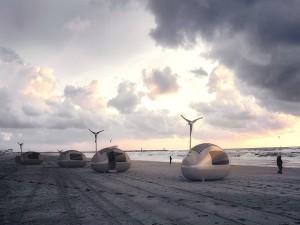 paveikslėlis Ekokapsulės Vėjo Turbina