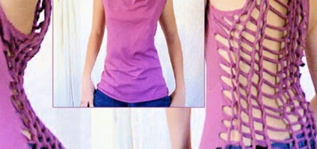 Prailgink savo marškinėlių gyvenimą: vasaros idėjos tau!