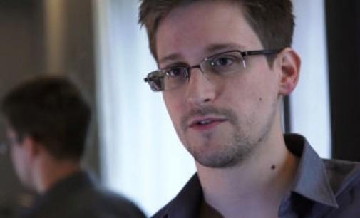 Snowdenas: jėgų balansas pasikeitė, ir žmonės meta iššūkį valstybės šnipinėjimui