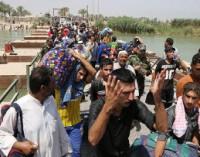 Vokietija bando sutramdyti pabėgėlių stovyklų padegimų bangą