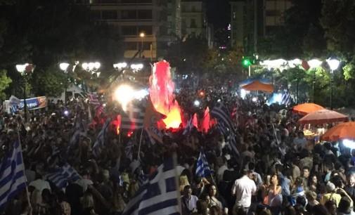 Graikai pasakė NE kreditorių sąlygoms