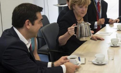 Dabar tegu galvoja Merkel!