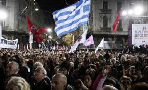 Graikija: naujoji aušra