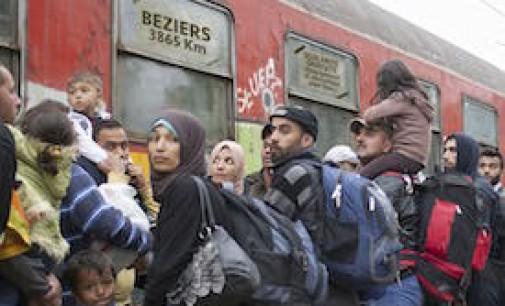Prancūzas apie pabėgėlius: žiniasklaida pamokslauja ir užsiima propaganda