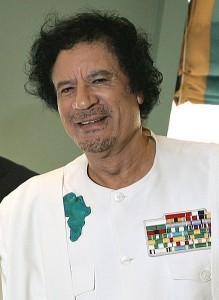 Kadafio nuotrauka