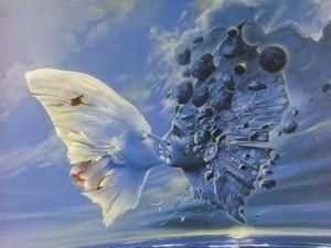 dvasios kova